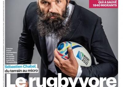 Couverture Le Parisien Magazine 11.09.15