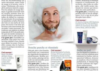 Télé 7 Jours – Je me sens beau – Beardilizer Shampooing