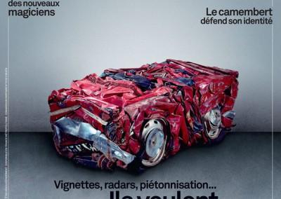 Couverture Le Parisien Magazine 03.02.17