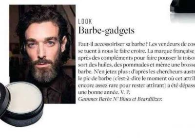 L'Express Styles – La semaine beauté – Beardilizer Crème