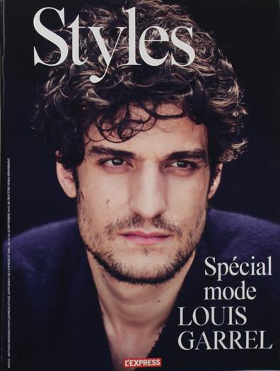 Couverture L'Express Styles – Sept. 2015