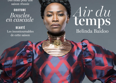Couverture NewAfricanWoman – Avril/Juin 2017