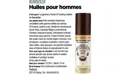 Coiffure de Paris – Beardilizer Huile
