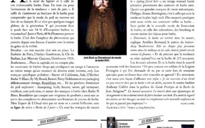Monsieur Magazine - Beardilizer Gel Tonifiant