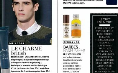 madame Figaro - Beauté News - Beardilizer Huile