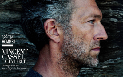 Couverture Madame Figaro – Oct. 2015