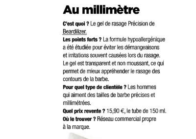 Coiffure de Paris - Gel de rasage Beardilizer