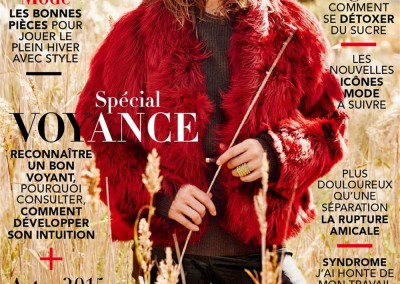 Couverture Glamour N° 130