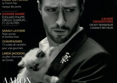 Couverture Homme Deluxe N° 50