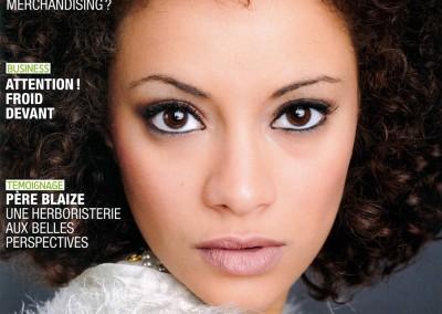 Couverture Pharma Beauté Mag Déc.2015 - Janv.2016