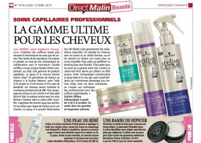 Direct Matin - Beauté - Beardilizer Crème