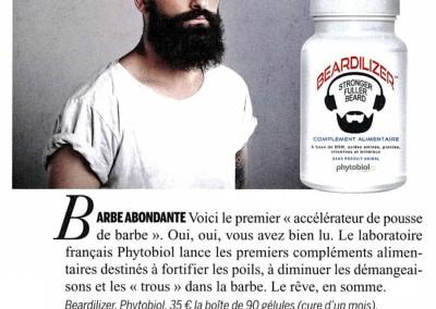 L'Express Styles - News beauté/forme - Beardilizer