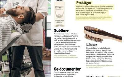 Le Parisien Magazine - Beardilizer Crème