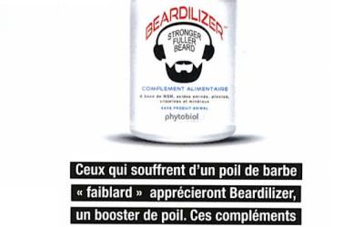 Monsieur - Bloc Notes - Beardilizer