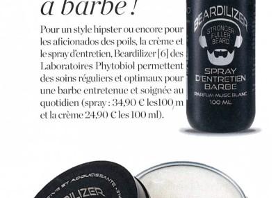 Pharma Beauté Mag - Tendance Beauté Homme - Beardilizer Crème/Spray