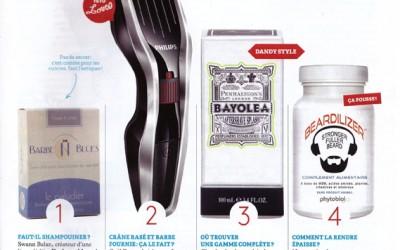 Conseils Beauté - Barbe - Beardilizer