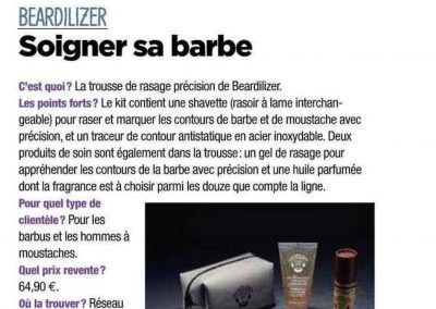 Coiffure de Paris - Trousse de Précision Beardilizer