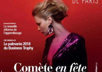 Couverture Coiffure de Paris - N°1252