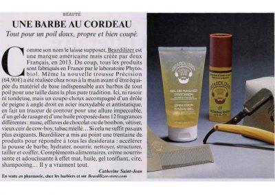 Le Figaro Magazine - Trousse de Précision Beardilizer