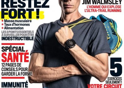 Couverture Men's Fitness - N°28