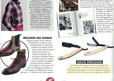 Monsieur Magazine - Shavette Beardilizer