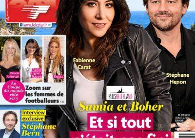 Couverture Télé Star N°2176