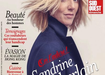 Couverture Version Femina - N°882