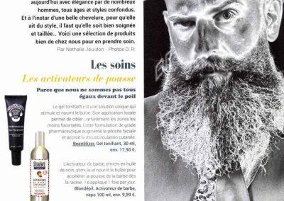 Mag'in France – Gel Tonifiant Beardilizer