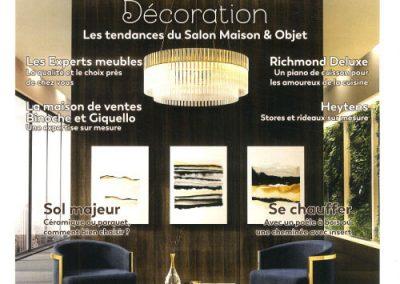 Couverture Maison Actuelle – Oct./Nov. 2019